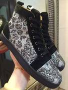 Louboutin High Tops CLHT146