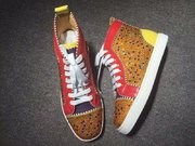 Louboutin High Tops CLHT149