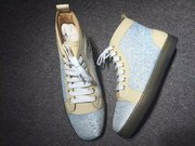 Louboutin High Tops CLHT151