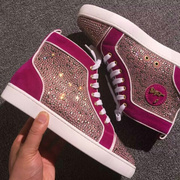 Louboutin High Tops CLHT153
