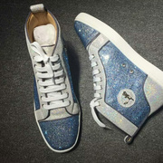 Louboutin High Tops CLHT158