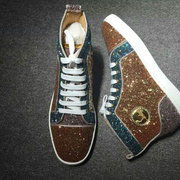 Louboutin High Tops CLHT160