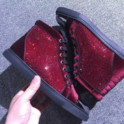 Louboutin High Tops CLHT161