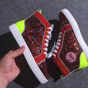Louboutin High Tops CLHT162