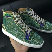 Louboutin High Tops Sneakers CLHT163