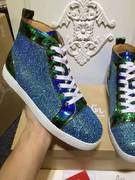 Louboutin High Tops CLHT201