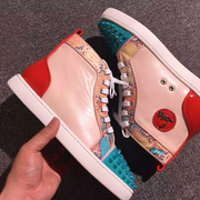 Louboutin High Tops CLHT244
