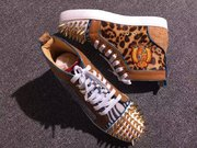 Louboutin High Tops CLHT291