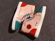 Louboutin High Tops CLHT292