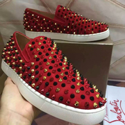 Louboutin Low Tops CLLT174