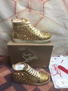 Louboutin High Tops CLHT310