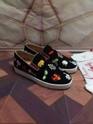 Louboutin Low Tops CLLT176