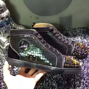 Louboutin Spike High Top CLHT338