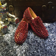 Louboutin Low Top Flats CLLT192