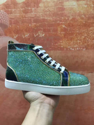 Louboutin Snake High Top CLHT366