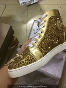 Louboutin High Top CLHT374