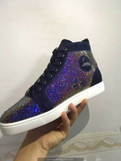 Louboutin High Top Sneakers CLHT377