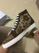 Louboutin High Top Sneakers CLHT378