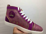 Louboutin High Top Sneakers CLHT380