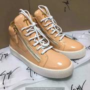 Giuseppe Zanotti Leather High Tops Sneakers GZHT202