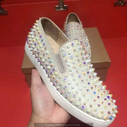 Louboutin Low Top Flats CLLT210