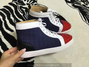 Louboutin High Top Sneakers CLHT383
