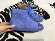 Louboutin High Top Sneakers CLHT388