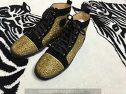 Louboutin High Top Sneakers CLHT391