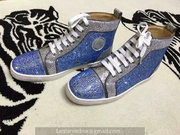 Louboutin High Top Sneakers CLHT392
