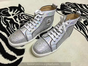 Louboutin High Top Sneakers CLHT393