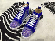Louboutin High Top Sneakers CLHT397