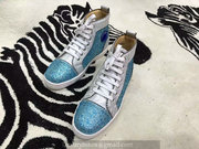Louboutin High Top Sneakers CLHT398