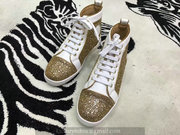 Louboutin High Top Sneakers CLHT400