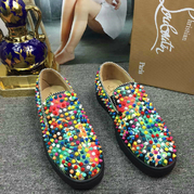 Louboutin Low Top Flats CLLT219