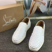 Louboutin Low Top Flats CLLT221