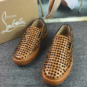Louboutin Low Top Flats CLLT226