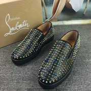 Louboutin Low Top Flats CLLT227