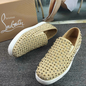 Louboutin Low Top Flats CLLT231