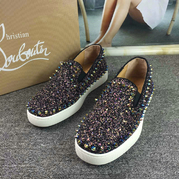 Louboutin Low Top Flats CLLT233