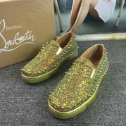 Louboutin Low Top Flats CLLT234