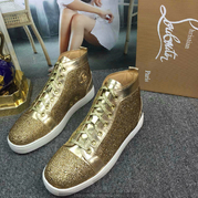 Louboutin High Top Sneakers CLHT413