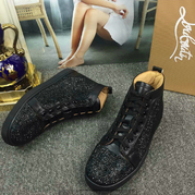 Louboutin High Top Sneakers CLHT414