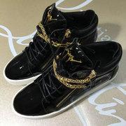 Giuseppe Zanotti Leather Sneakers GZHT26787