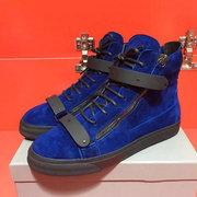 Giuseppe Zanotti Leather Sneakers GZHT26789