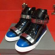 Giuseppe Zanotti Leather Sneakers GZHT26790