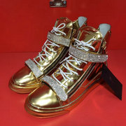 Giuseppe Zanotti Leather Sneakers GZHT26792