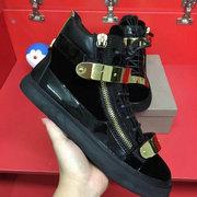 Giuseppe Zanotti Leather Sneakers GZHT26807