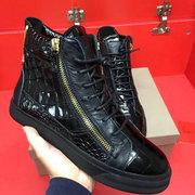 Giuseppe Zanotti Leather Sneakers GZHT26810
