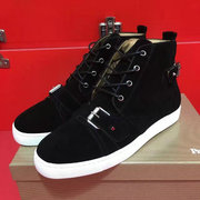 Louboutin High Top Sneakers CLHT421