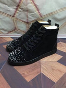 Louboutin High Top Sneakers CLHT424